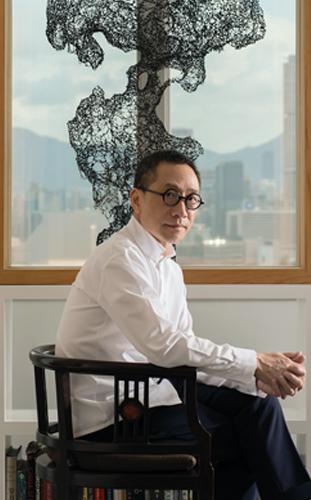 Alan Chan. Courtesy of ArtAsiaPacific.