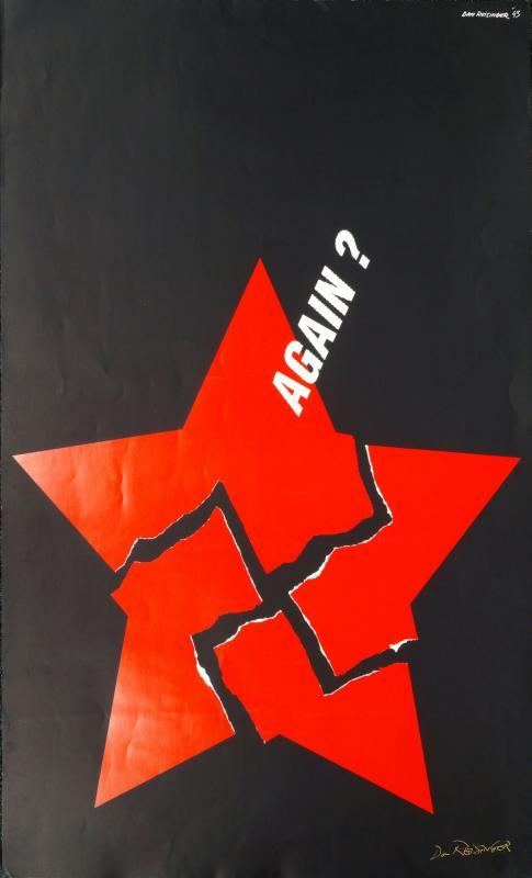 Dan Reisinger, Again, 1993. Courtesy of Paweł Kowalewski.