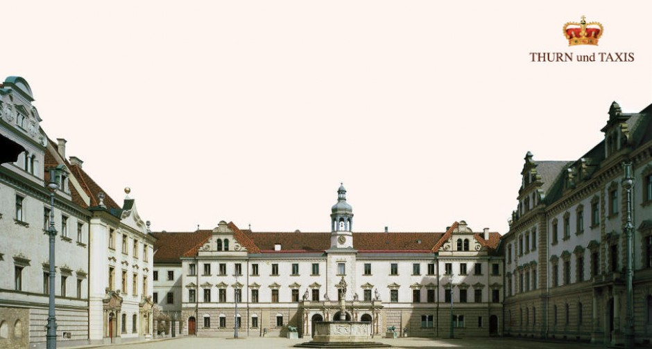 St. Emmeram in Regensburg. ©Thurn und Taxis