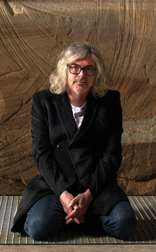 Portrait of David Walsh. Courtesy of ArtAsiaPacific.