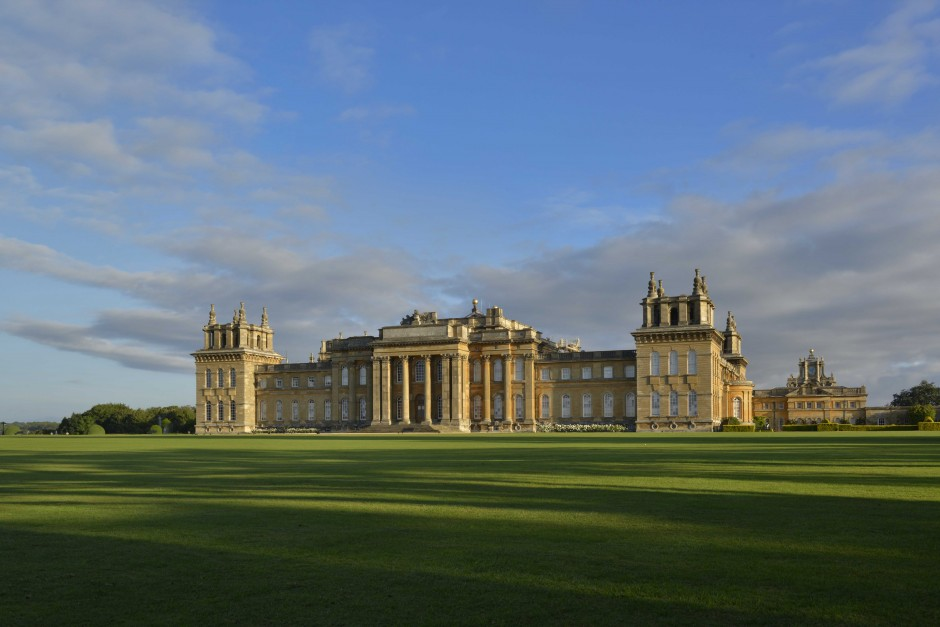 Blenheim Palace Image Library. Courtesy of Blenheim Art Foundation.