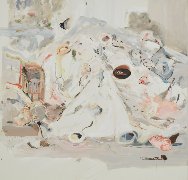 CECILY BROWN b. 1969 The End, 2006