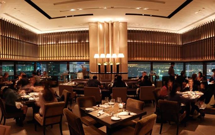 Café Grey Deluxe. Photo: Upper House.