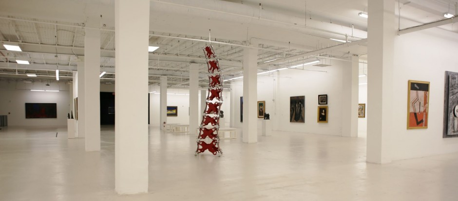 The Latin American Art Museum (LAAM). Courtesy of LAAM and Gary Nader.