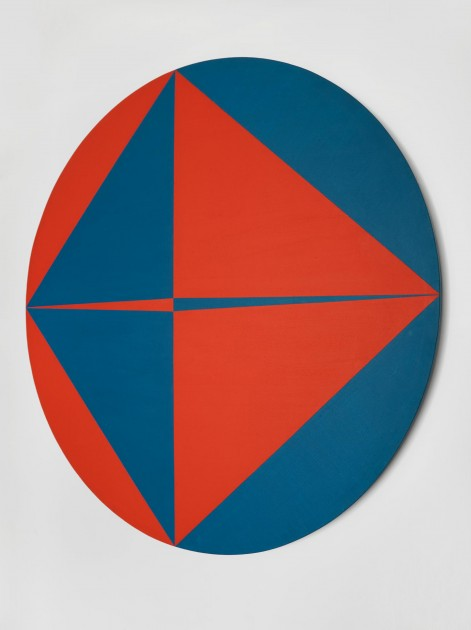 Carmen Herrera, 'Horizontal', 1995, Acrylic on canvas. Courtesy of Tiqui Atencio.