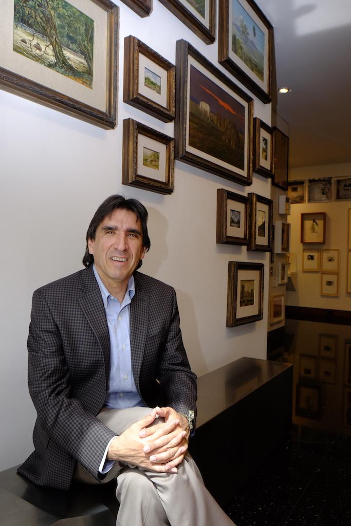 José Dario Gutiérrez. Photo credit: Santiago Escobar Jaramillo.