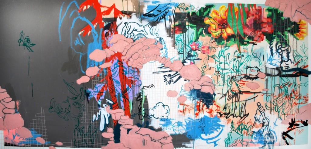 "Diana Taylor, ""Googlitza"", courtesy of Steffen Huck and Heike Harmgart, Berlin, Amman"