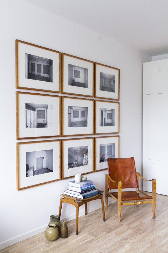 Photographic works by E.B. Itso. Photo: Luna Lund Jensen. Courtesy of Kristian Roland Larsen.