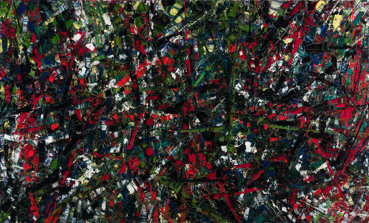 Jean Paul Riopelle_Incandescence