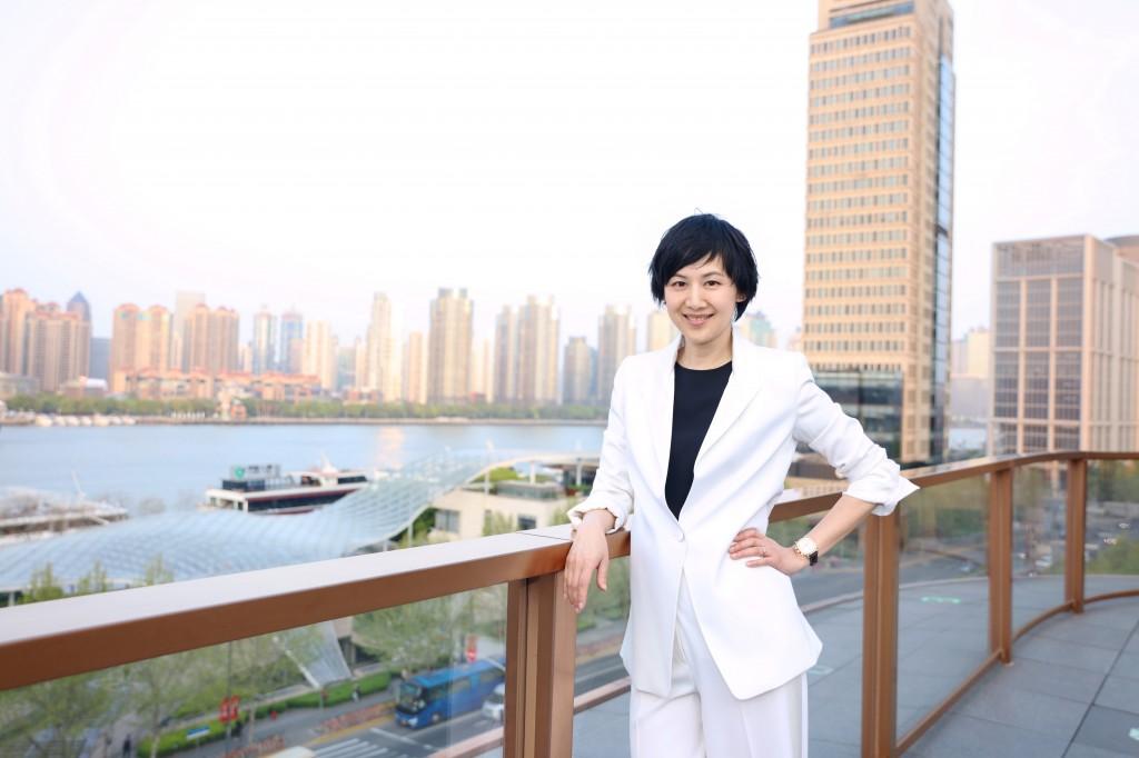 Jenny Jinyuan Wang. Courtesy of Fosun Foundation.