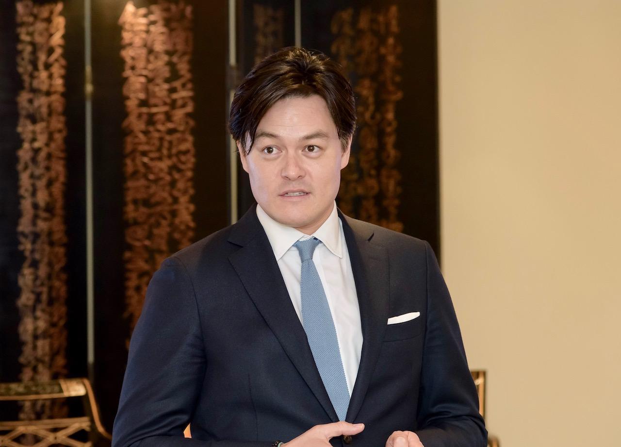 Jonathan Crockett, Deputy Chairman, Asia
