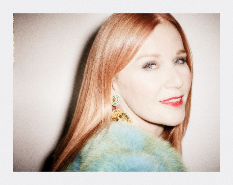 Suzanne Syz. Photo: Ezra Petronio. Courtesy of Suzanne Syz.