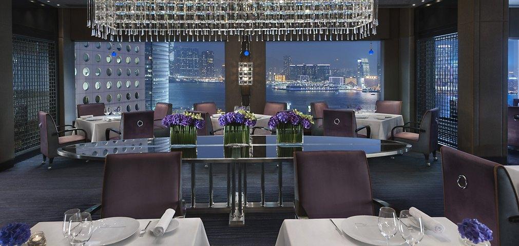 Restaurant Pierre. Photo: Mandarin Oriental.