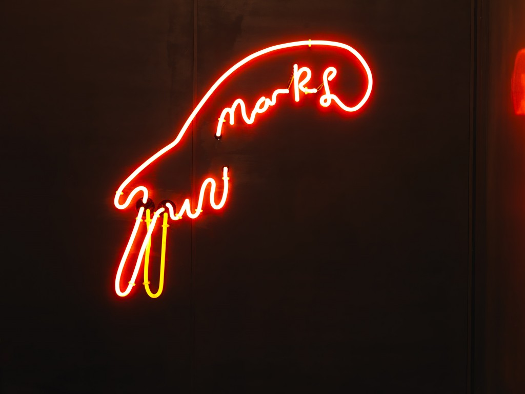 Marks Bar by Tracey Emin, courtesy of