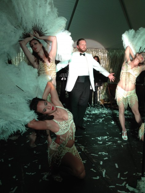Performance by Ragnar Kjartansson at Museum of Contemporary Art, North Miami, 2013. Photo courtesy of Jane Wesman.