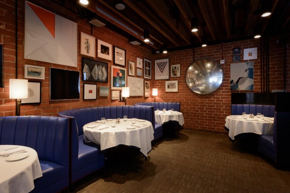 Nerano restaurant. Photo: Rob Stark. Courtesy of Andy Brandon-Gordon.