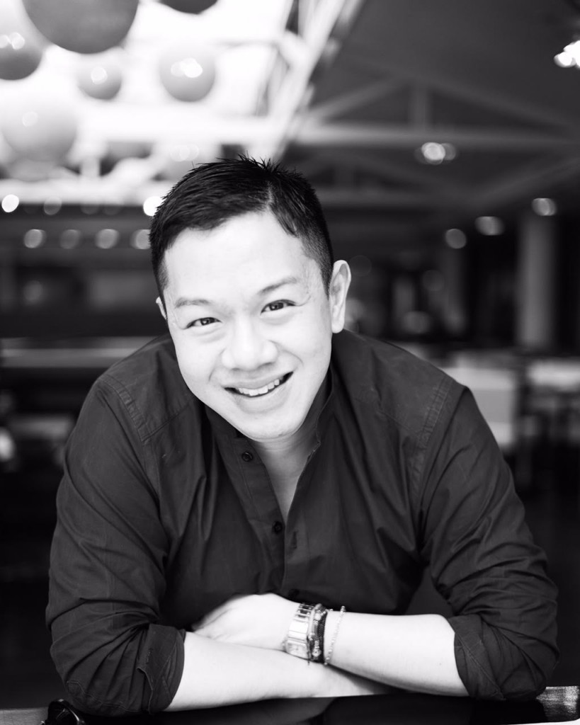 James Chau, courtesy of James Chau