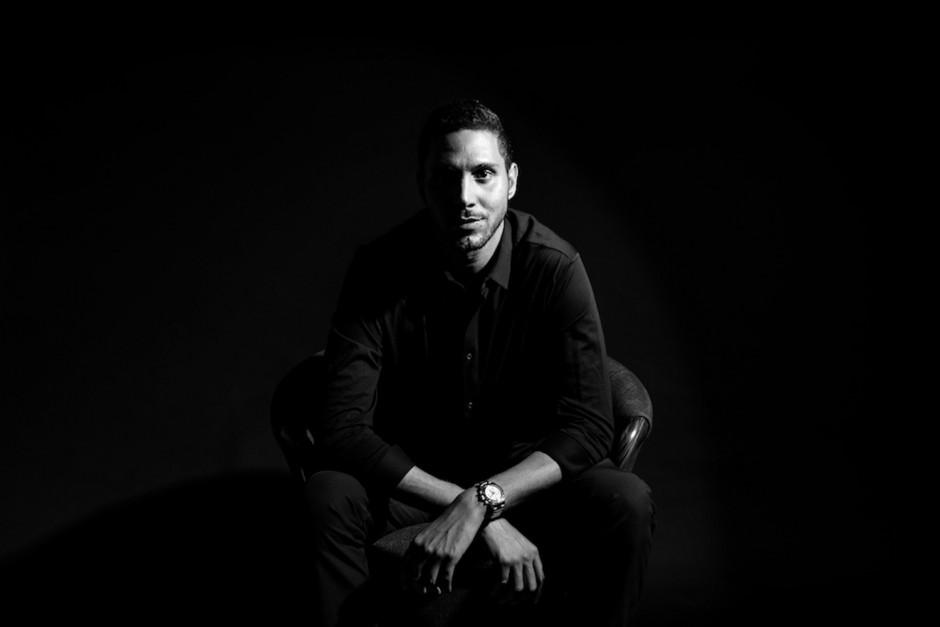 Portrait of Othman Lazraq, 2017. Courtesy of Othman Lazraq. © Mehdi Mariouch