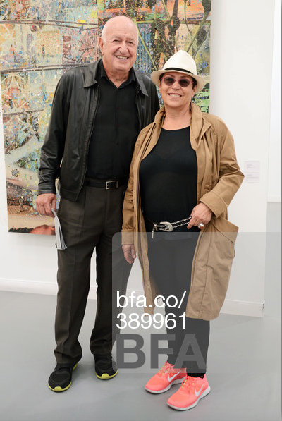 Don and Mera Rubell at Frieze New York art fair 2012. Photo: Billy Farrell/BFAnyc.com