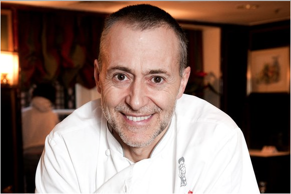 Michel Roux Jr. Photo: The Sunday Times UK