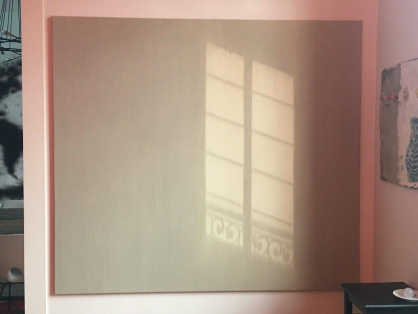 A work by Sigurdur Arni Sigurdsson. Collection of Sandra Hegedüs, Paris. © DR.