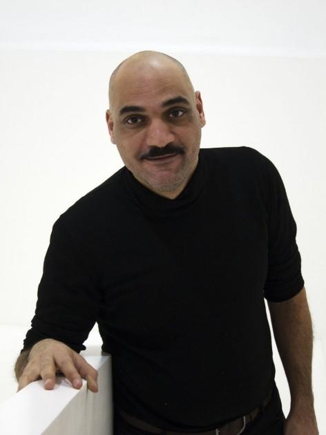 Curator Tarek Abou el Fetouh. Courtesy of Abu Dhabi Art.