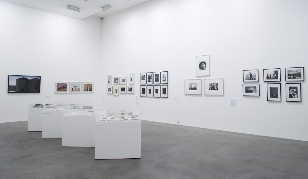 United Artists of Italy – veduta della mostra presso la Fondazione Sandretto Re Rebaudengo, Torino 2015 – photo Giorgio Perottino