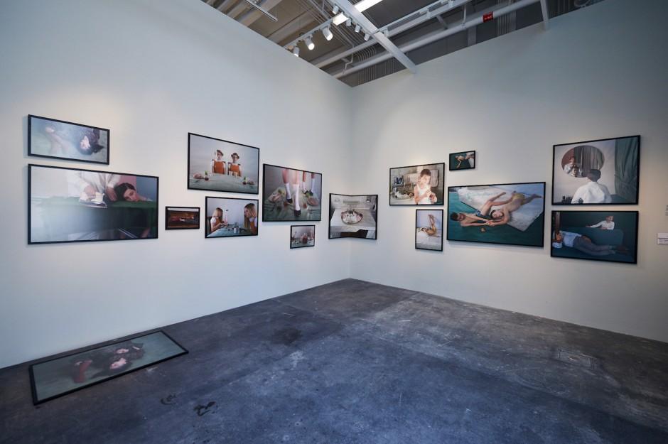 Community programme of Abu Dhabi Art: Warehouse421. Courtesy of Abu Dhabi Art.
