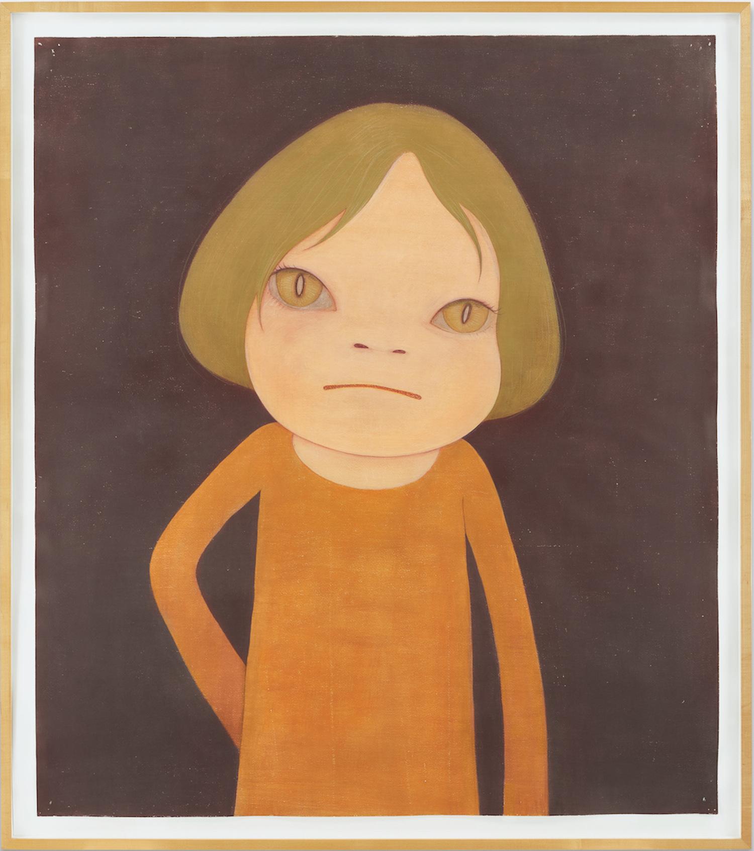 YOSHITOMO NARA b.1959 Not Now, 2003
