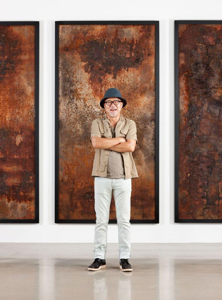 Kim Chang-Il, courtesy of Arario Museum.