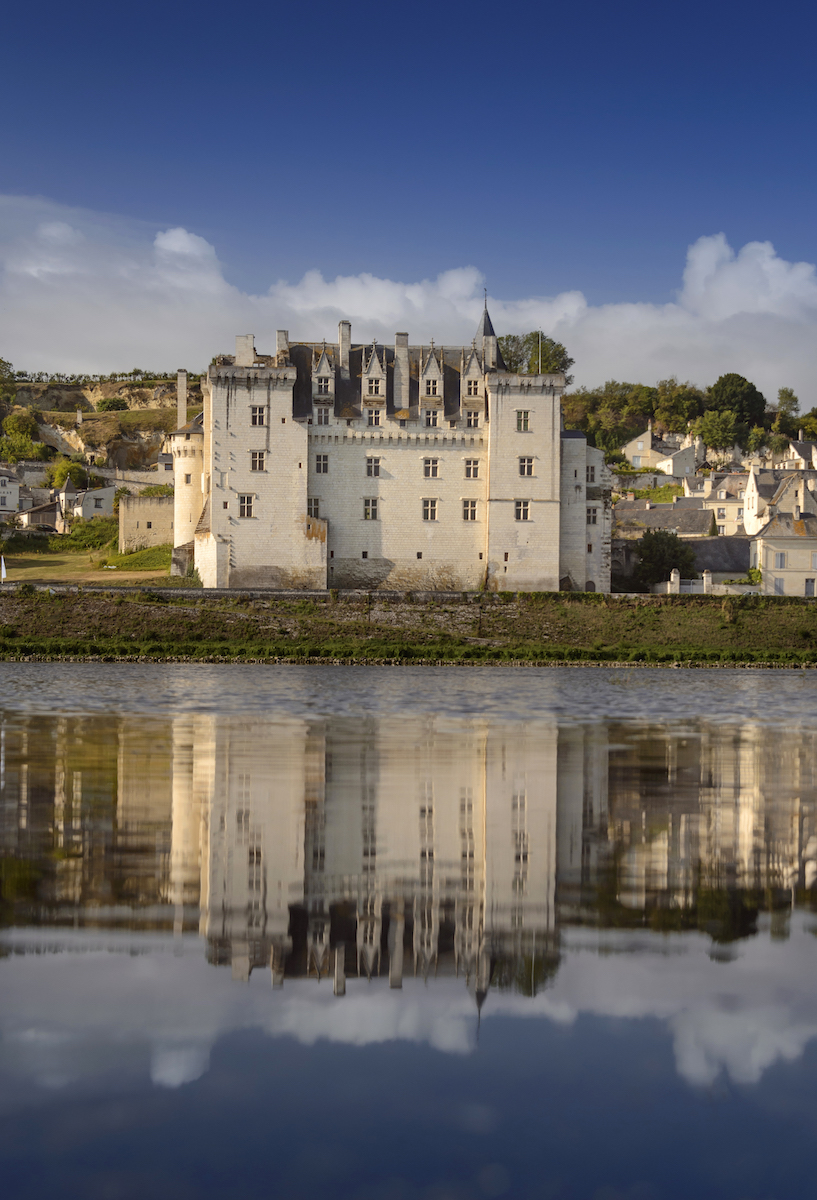 Château de Montsoreau - Museum of Contemporary Art in Loire Valley. Photo: Léonard de Serres. Courtesy of Philippe Méaille.