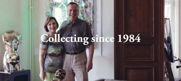 Art Collector Homes: A Tour Of Ingrid And Thomas Jochheim's Berlin Apartment - also featured on Forbes!