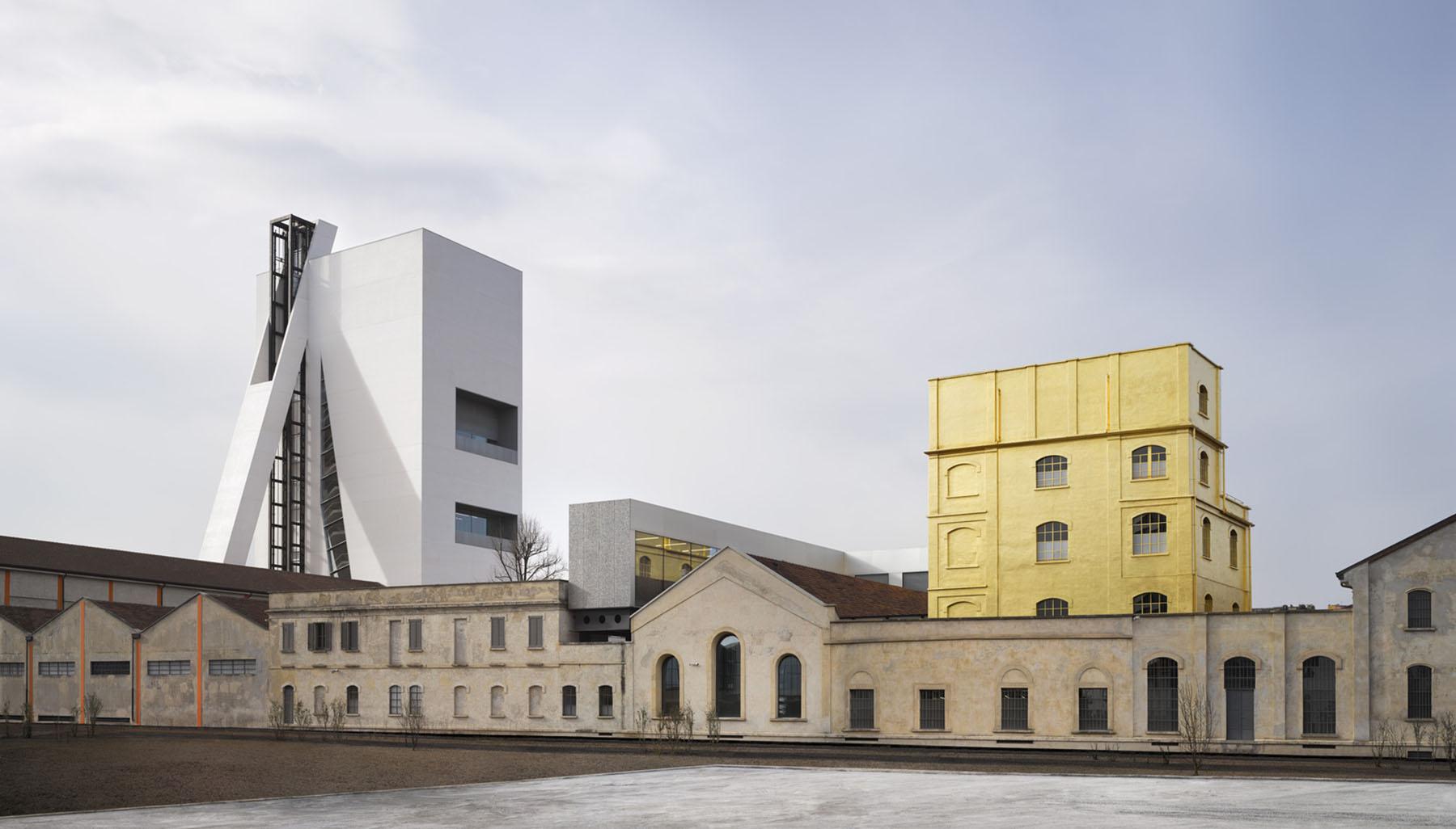 Fondazione Prada, Milan.
