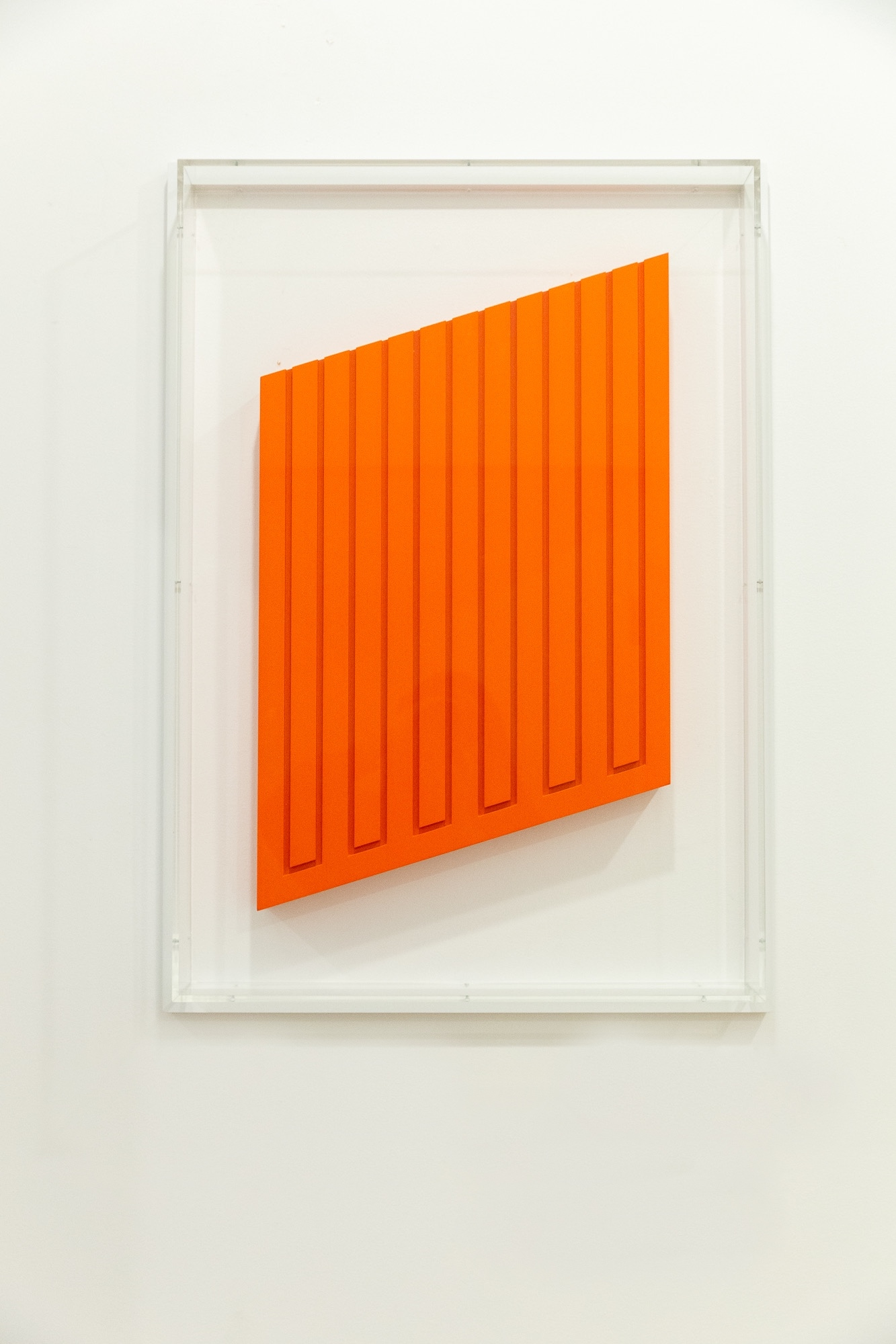 Donald Judd, Untitled, 1968-1976. Photo: Masha Maltsava. Courtesy of George Merck.