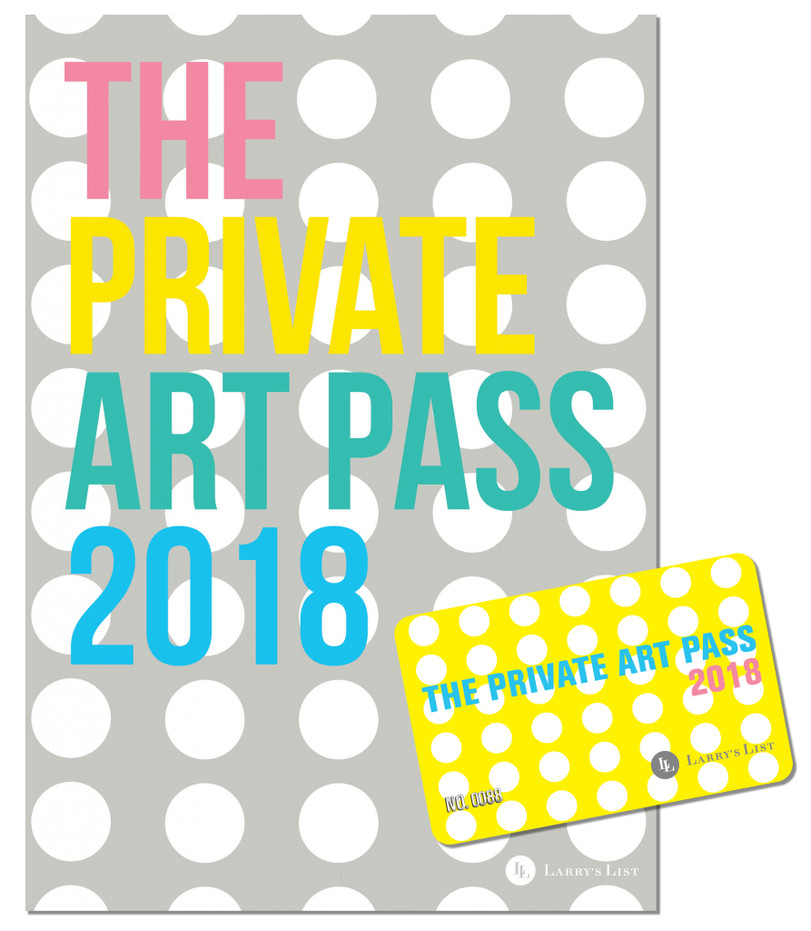 the parivate art pass 2018