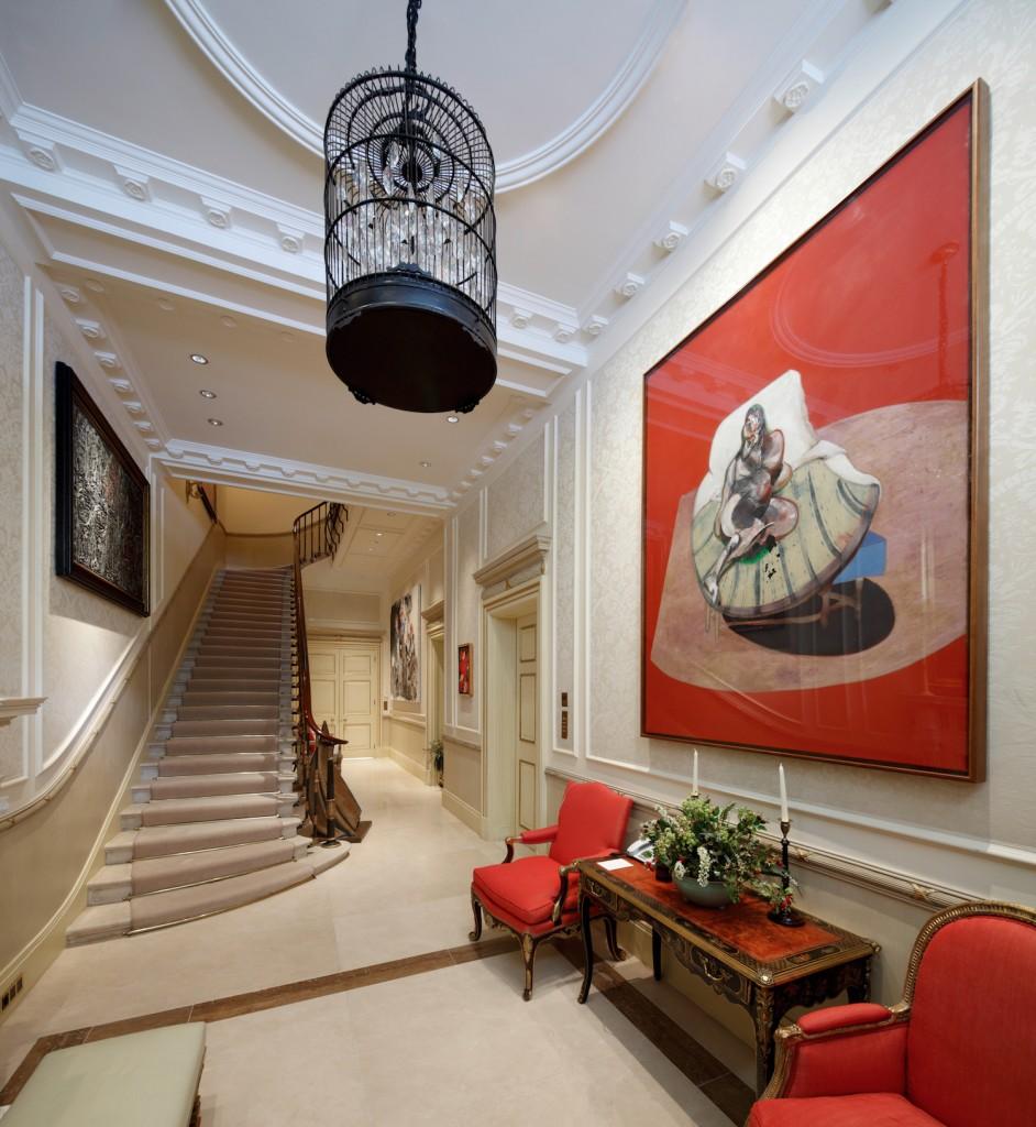 The London Residence. Courtesy of Heidi Horten Collection.