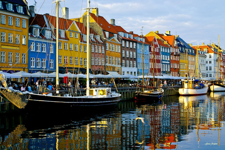 Copenhagen - City of the CODE Art Fair