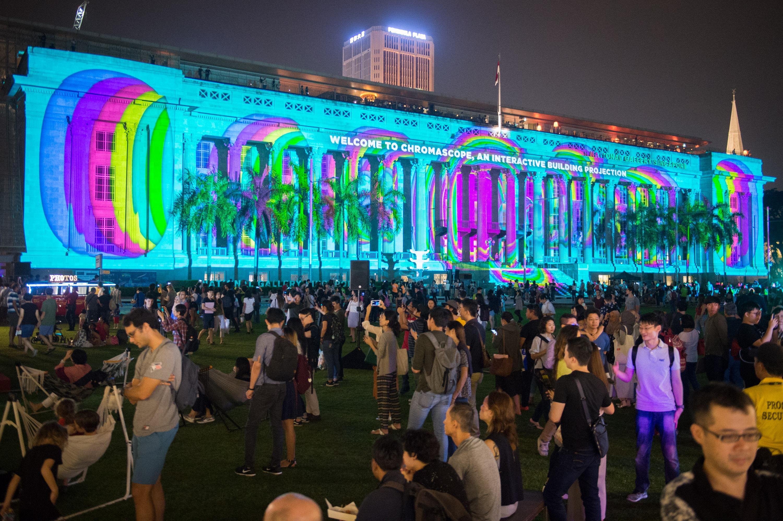 Hasil gambar untuk art week singapore 2020