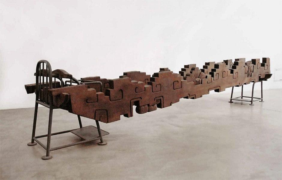 Ai Weiwei, Untitled, 2005 - 2006. Courtesy of Stockamp Tsai Collection.