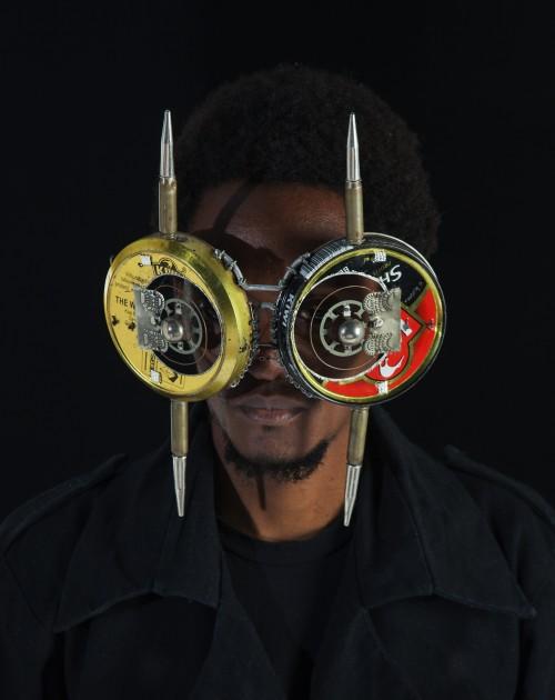 Cyrus Kabiru, Macho Nne 05 (Westgate), 2014 Zeitz Collection (On long term loan to Zeitz Museum of Contemporary Art Africa)