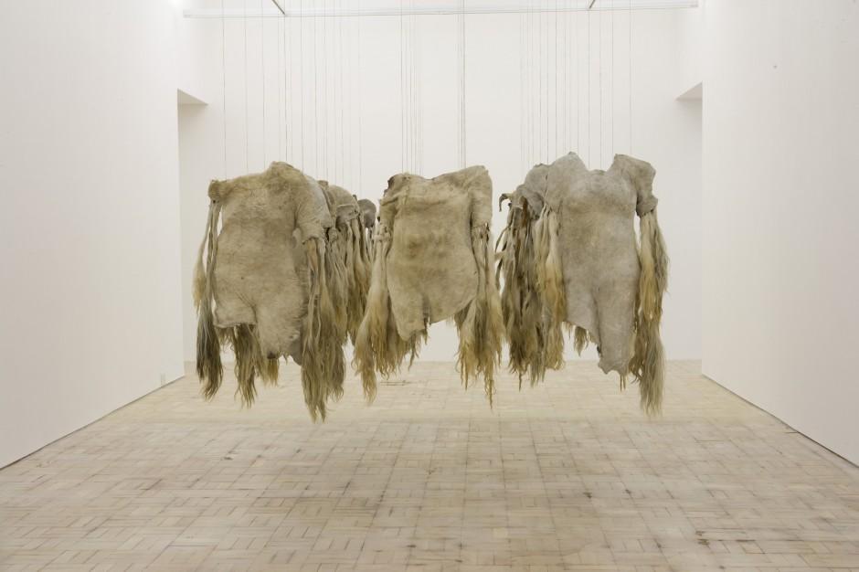 Nandipha Mntambo, Emabutfo, 2009 Zeitz Collection (On long term loan to Zeitz Museum of Contemporary Art Africa)