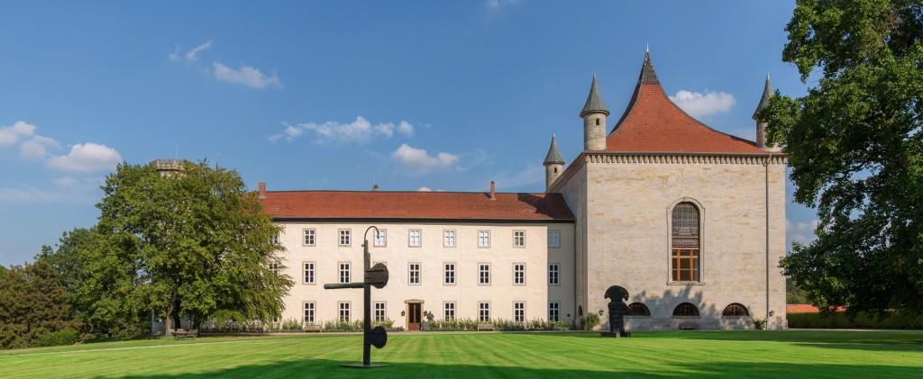 Hall Art Foundation | Schloss Derneburg Museum, Derneburg, Germany © Hall Art Foundation. Photo: Stefan Neuenhausen