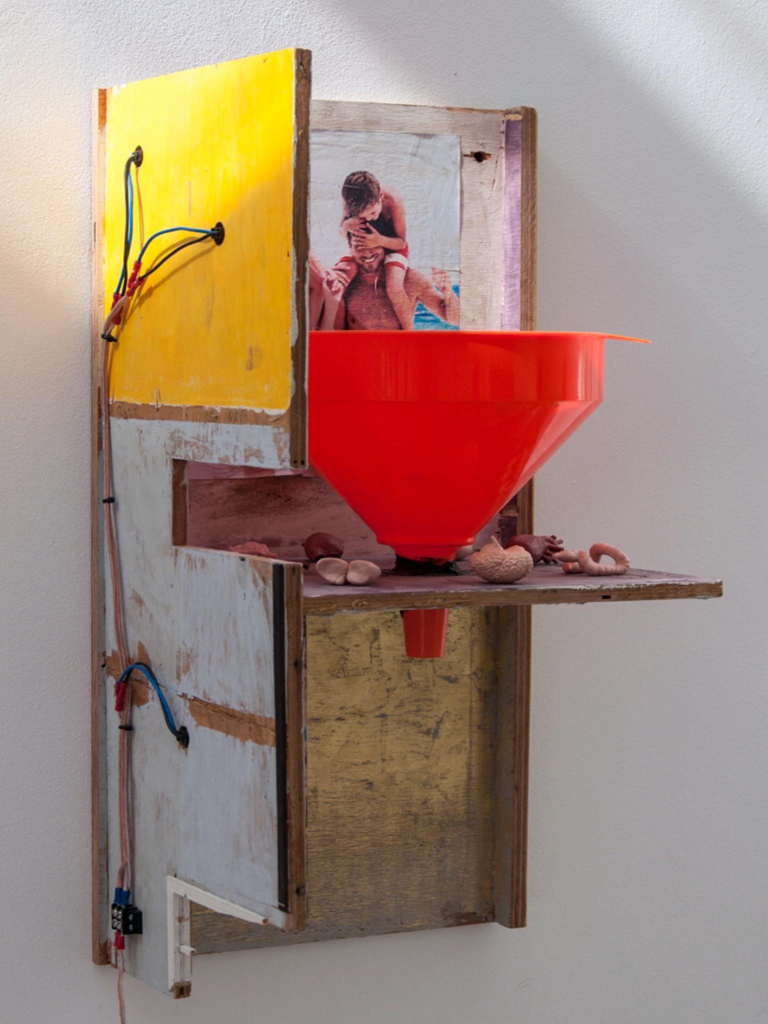 Mathis Altmann, house of grifters, 2016. Courtesy of Sébastien Peyret.