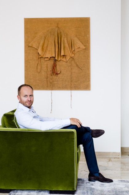 Artur Trawinski. Courtesy of European ArtEast Foundation.