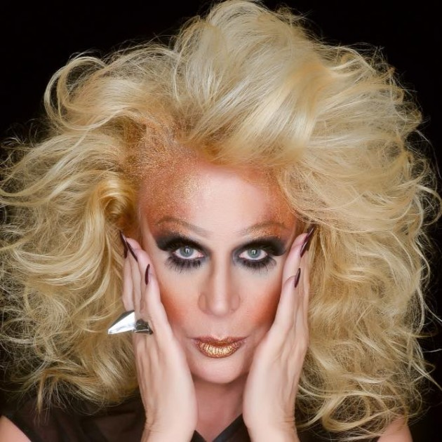 Photo: Beau Dallas Bumpas. Makeup: Michael Moran. Courtesy of Heidi Dillon.