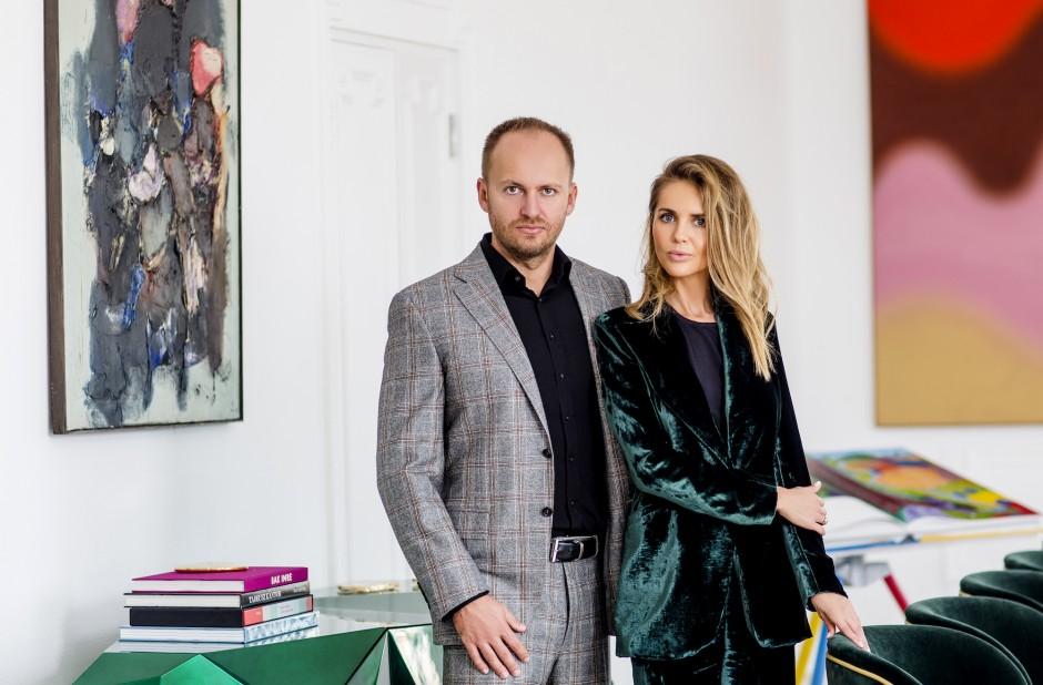 Irmina Nazar and Artur Trawinski. Courtesy of European ArtEast Foundation.