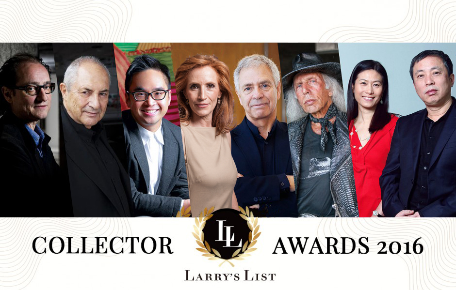 Larry's List Collector Awards