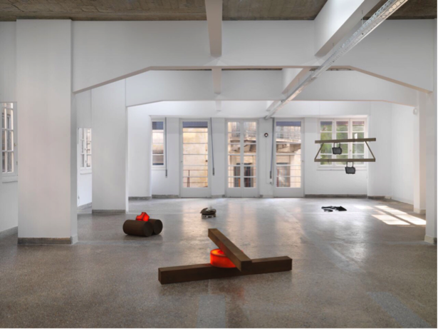 Latest exhibition at Haus N. Photo: Stathis Mamalaki. Courtesy of Gunda and Peter Niemann.