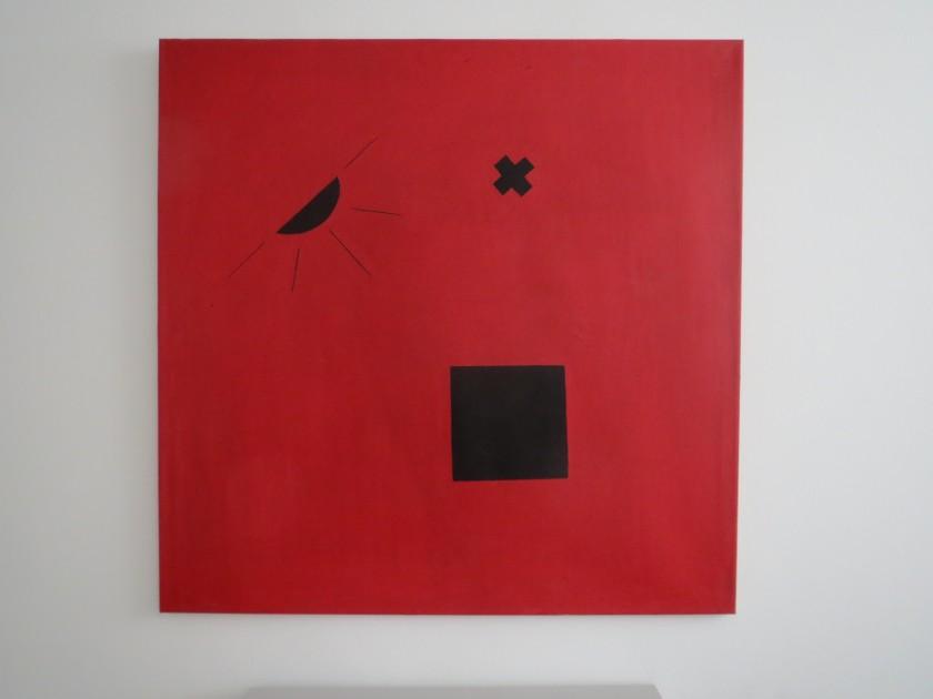 Mladen Stilinovic, Exploitation of the Dead, 1989. Courtesy of European ArtEast Foundation.