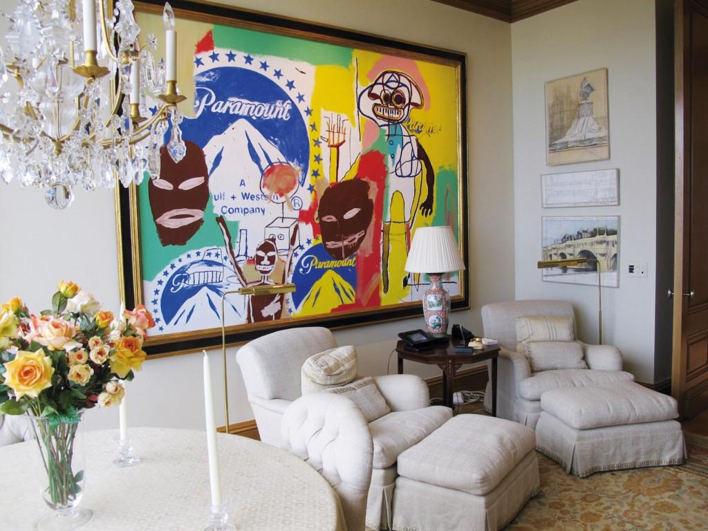 The New York Residence. Courtesy of Heidi Horten Collection.